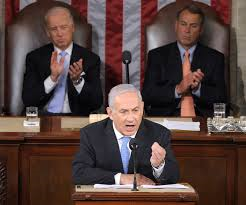 Benjamin Netanyahu address Congress, 3/3/15.