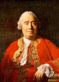 Scottish philosopher David Hume, 1711 -1776.