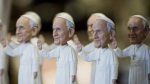 Pope Francis Bobbleheads