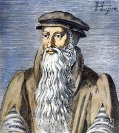 John Knox, Scottish Reformer.