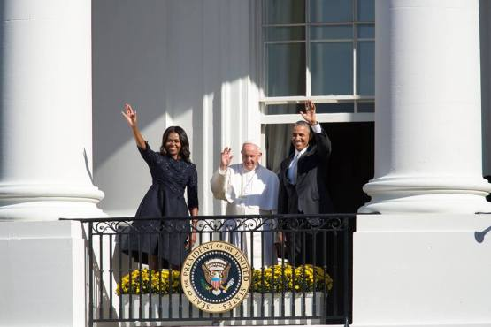 Obama and Francis at White House_2