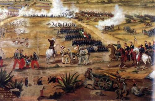 cinco de mayo battle of puebla