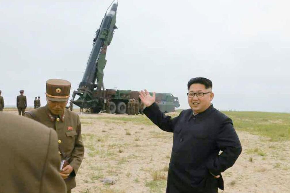 Kim Jong Un_Missile