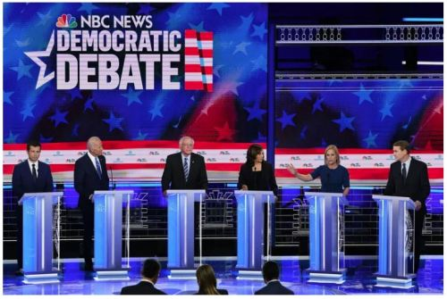 Dem Debate 1_Night 2
