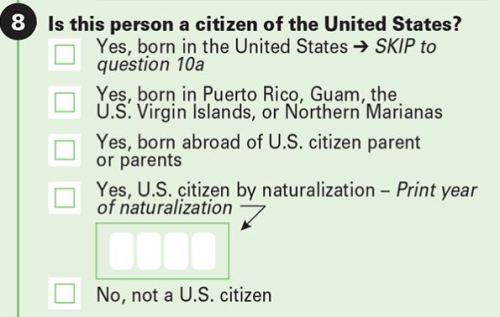 Census Citizenship