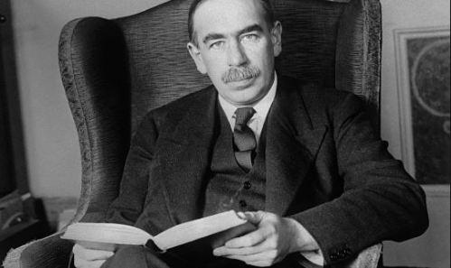 John M Keynes